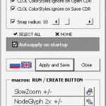 PatchDraw - configuração