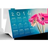 calendário de mesa 2014 - 10x15