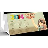 Calendário de Mesa 2014 - 10x20